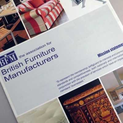 British Furniture Manufacturers - Brochure