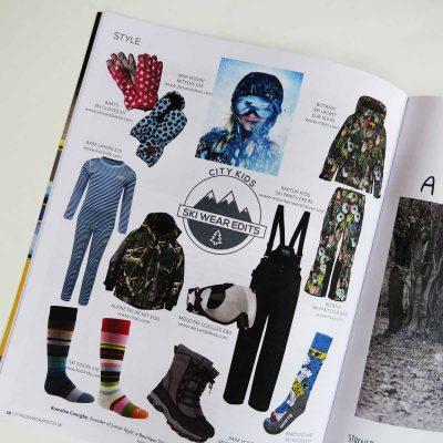 City Kids Magazine - Style