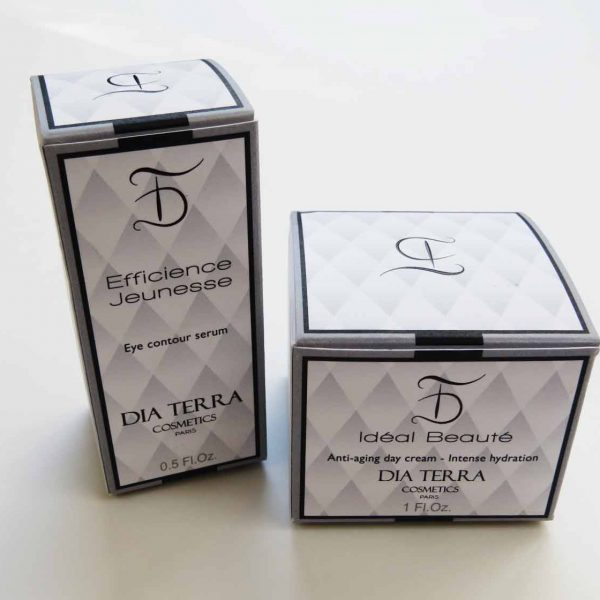 Laboratoires Dia Terra packaging