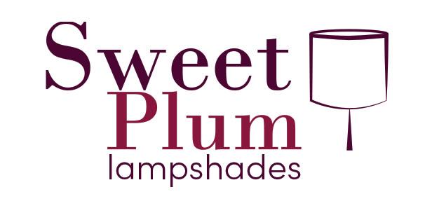 Sweet Plum Lampshades - Logo