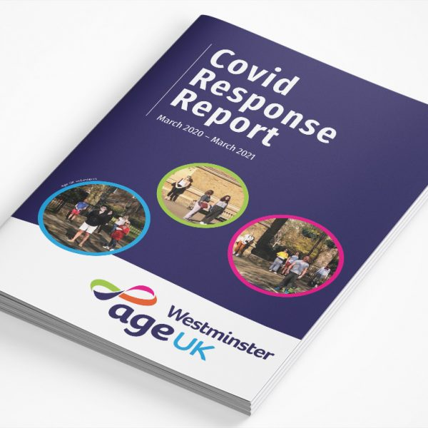 Covid Response Report - Age UK Westminster