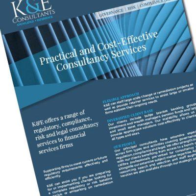 K&E flyer